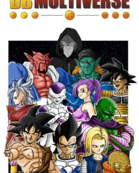 Dragon Ball - Mutiverse Parody (Doujinshi)